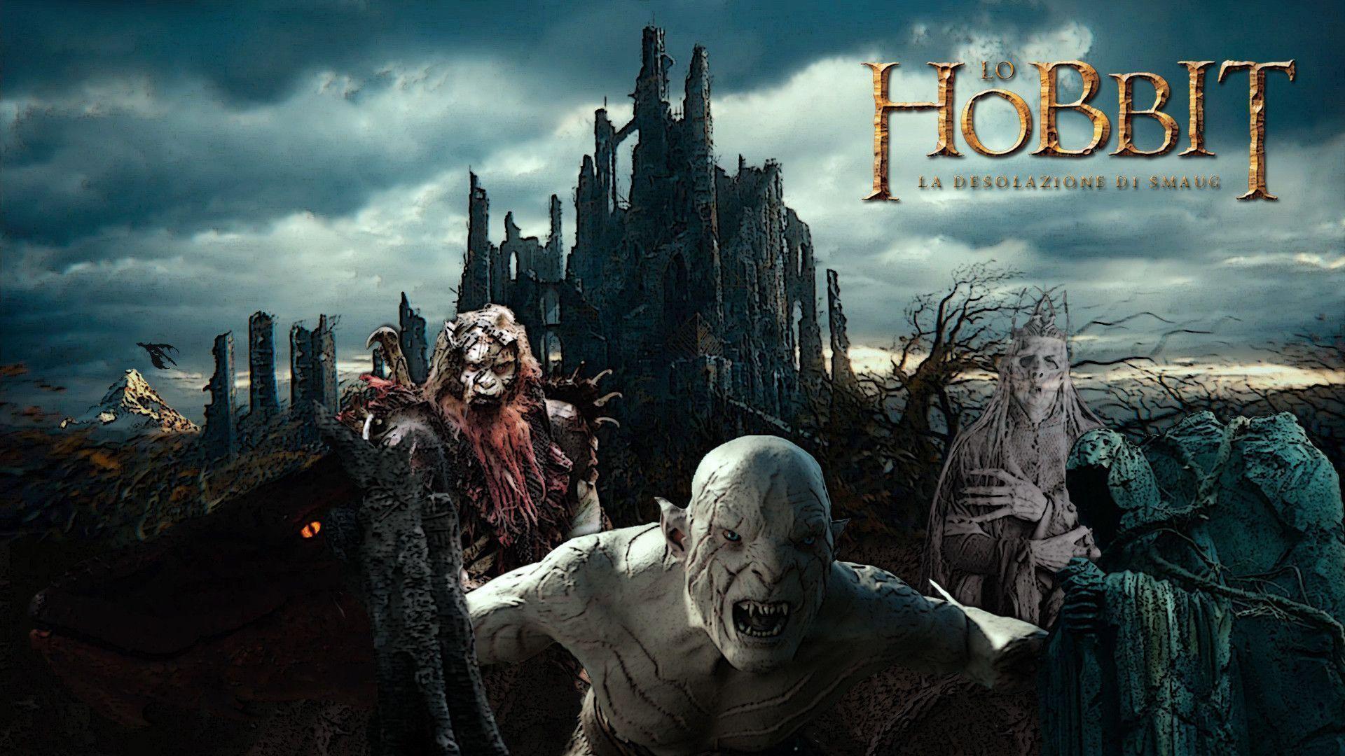 The hobbit 2 wallpaper
