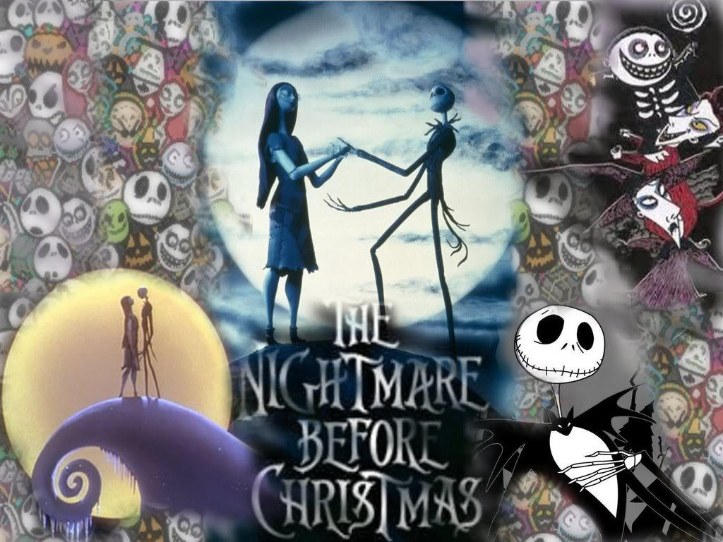 nightmare before christmas desktop wallpapers
