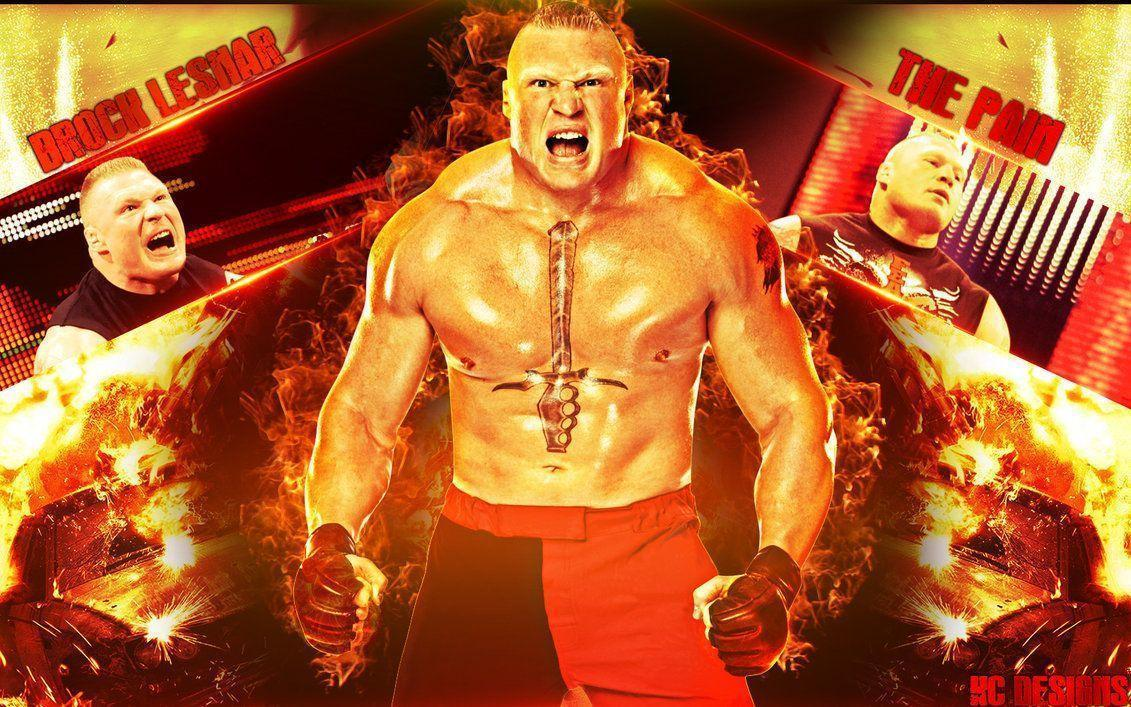 Brock Lesnar Wallpapers by KCWallpapers