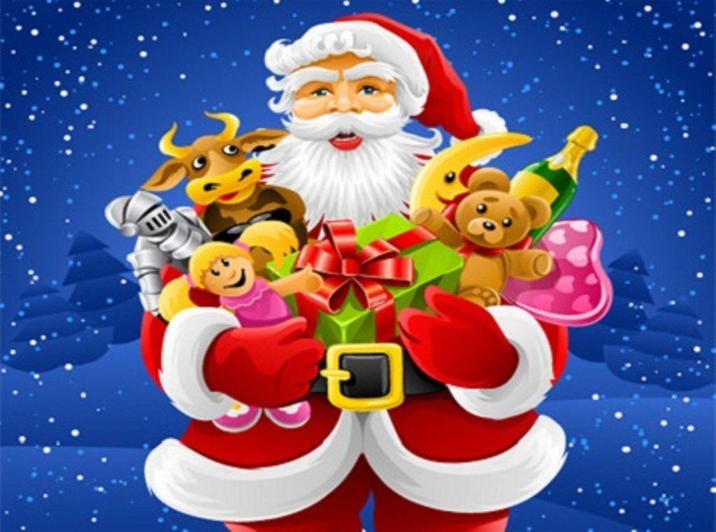 Santa Claus Wallpapers Free