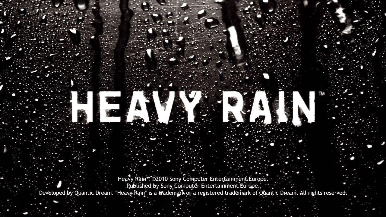 Heavy Rain Wallpapers - Wallpaper Cave