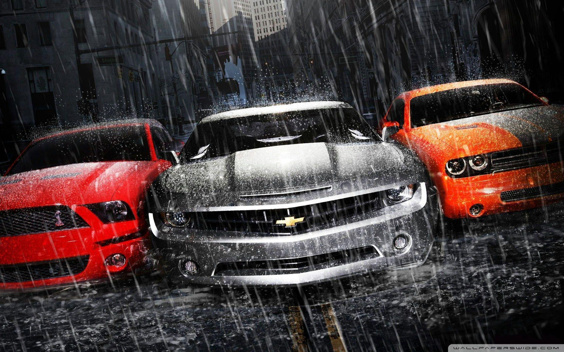 Communism Muscle Cars wallpaper - 225899