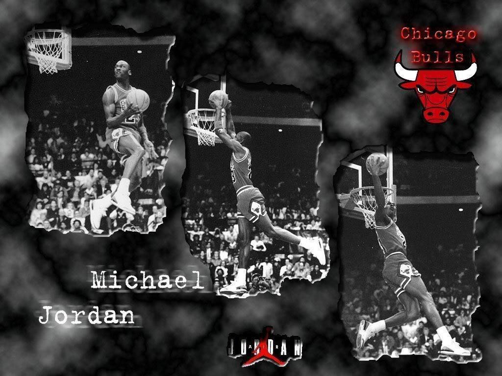 Michael jordan logo wallpapers wallpaper cave - Jordan screensaver ...