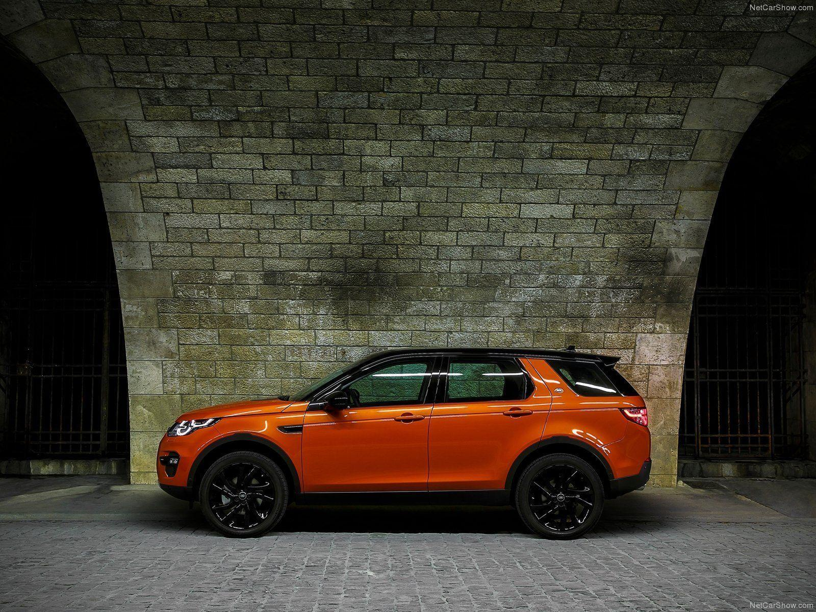 Wallpaper Land Rover Discovery Sport: Range Rover Sport 2015 Desktop Wallpapers 1600x1200