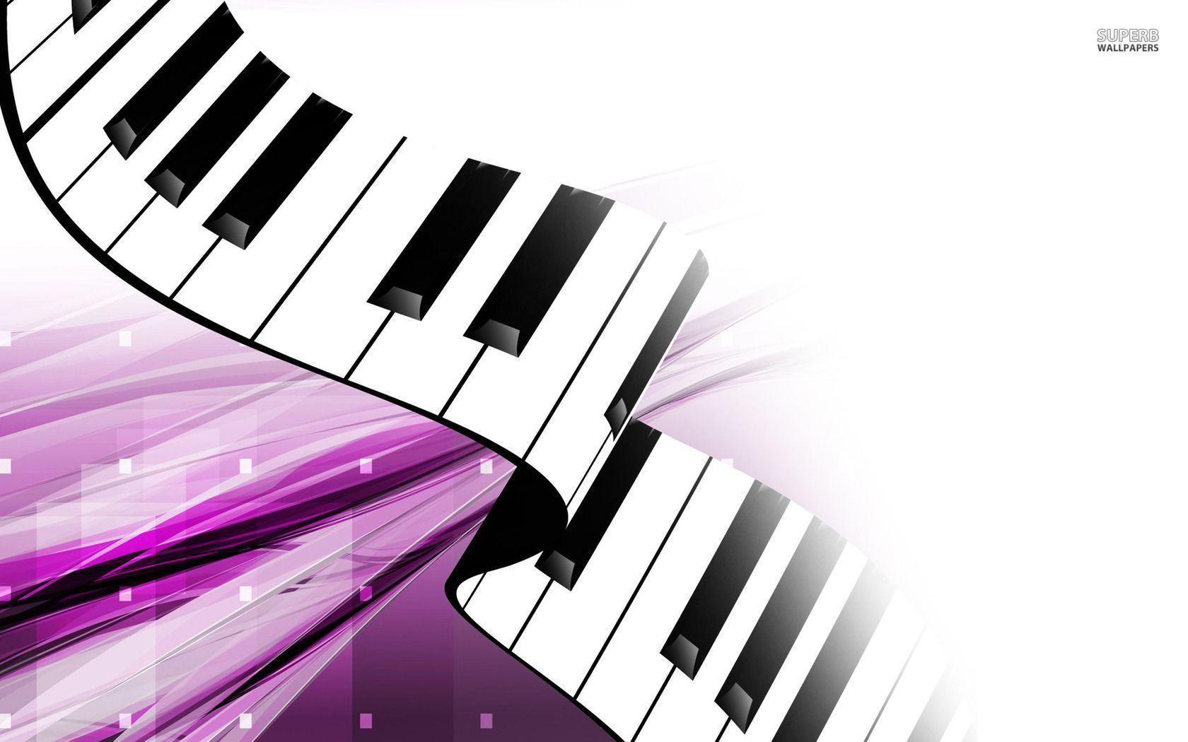 Music Keyboard Wallpapers - Wallpaper Cave