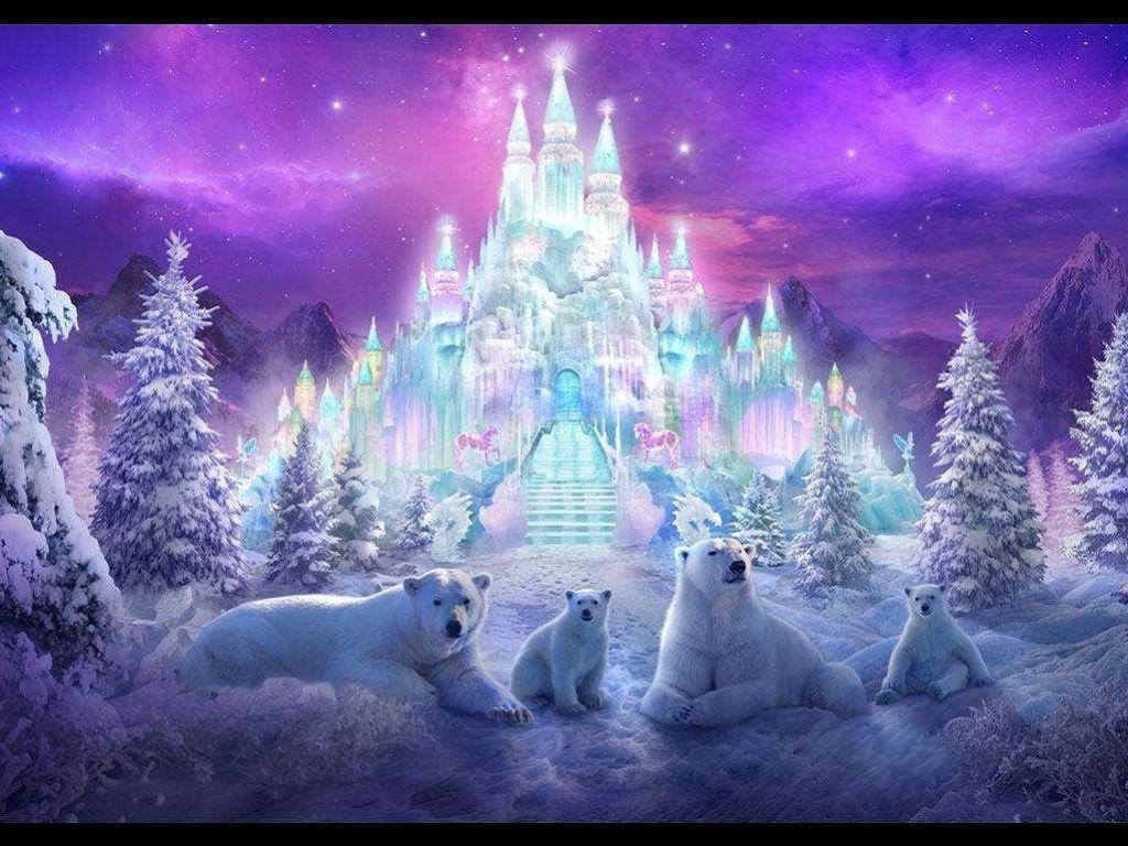 Magical Winter wallpaper - cynthia-selahblue (cynti19) Wallpaper ...