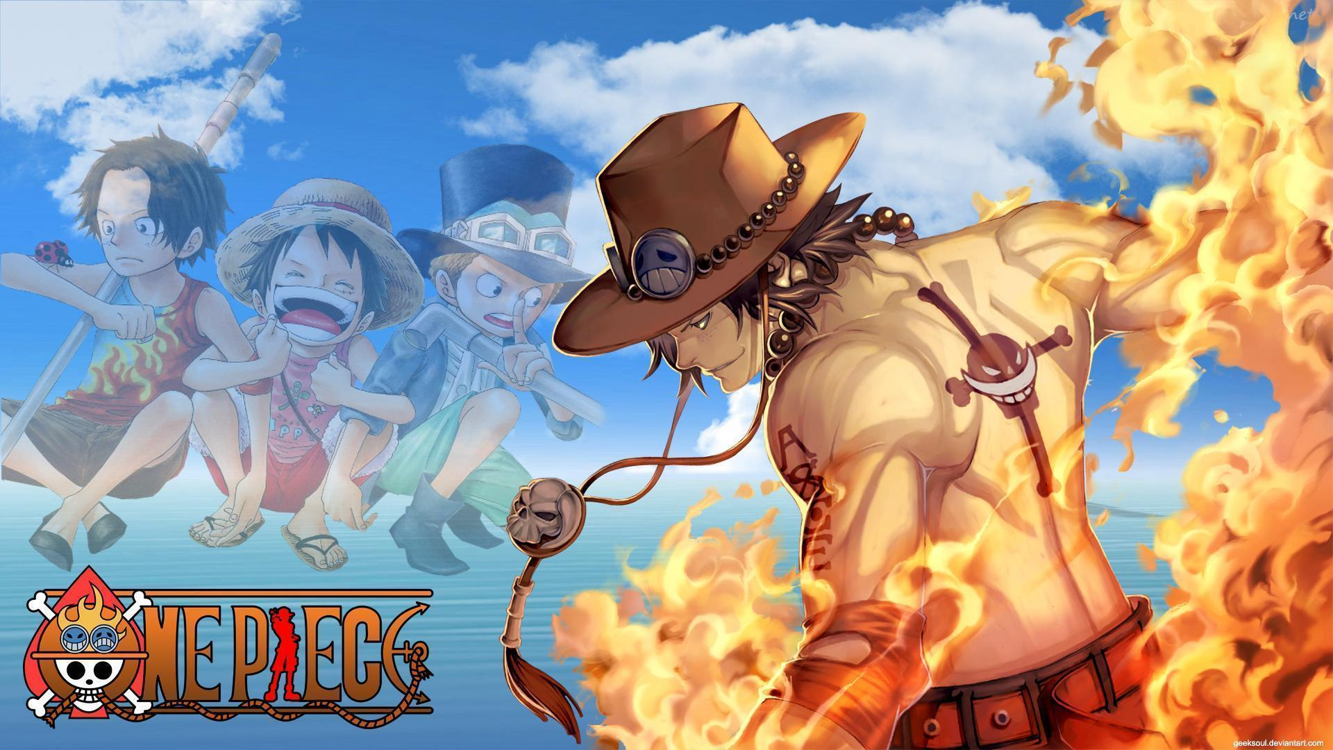 Ace One Piece Live Wallpapers Wallpapers