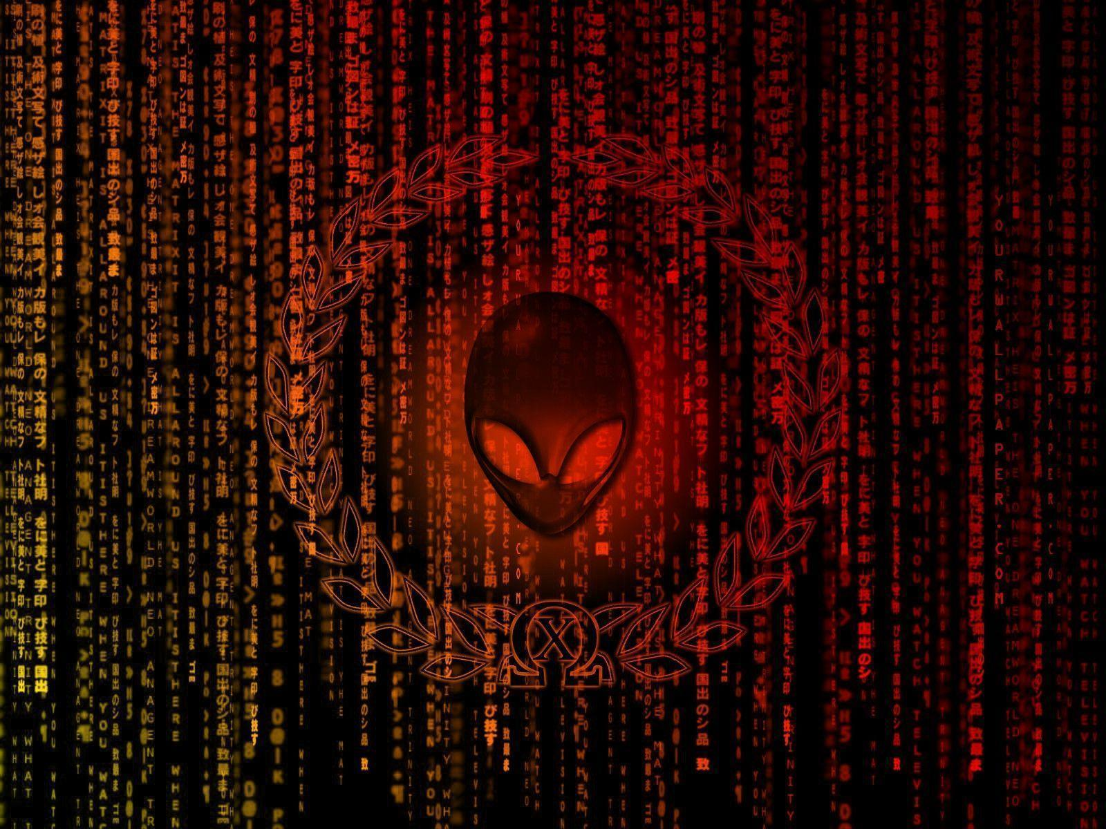 alienware wallpapers red - photo #17
