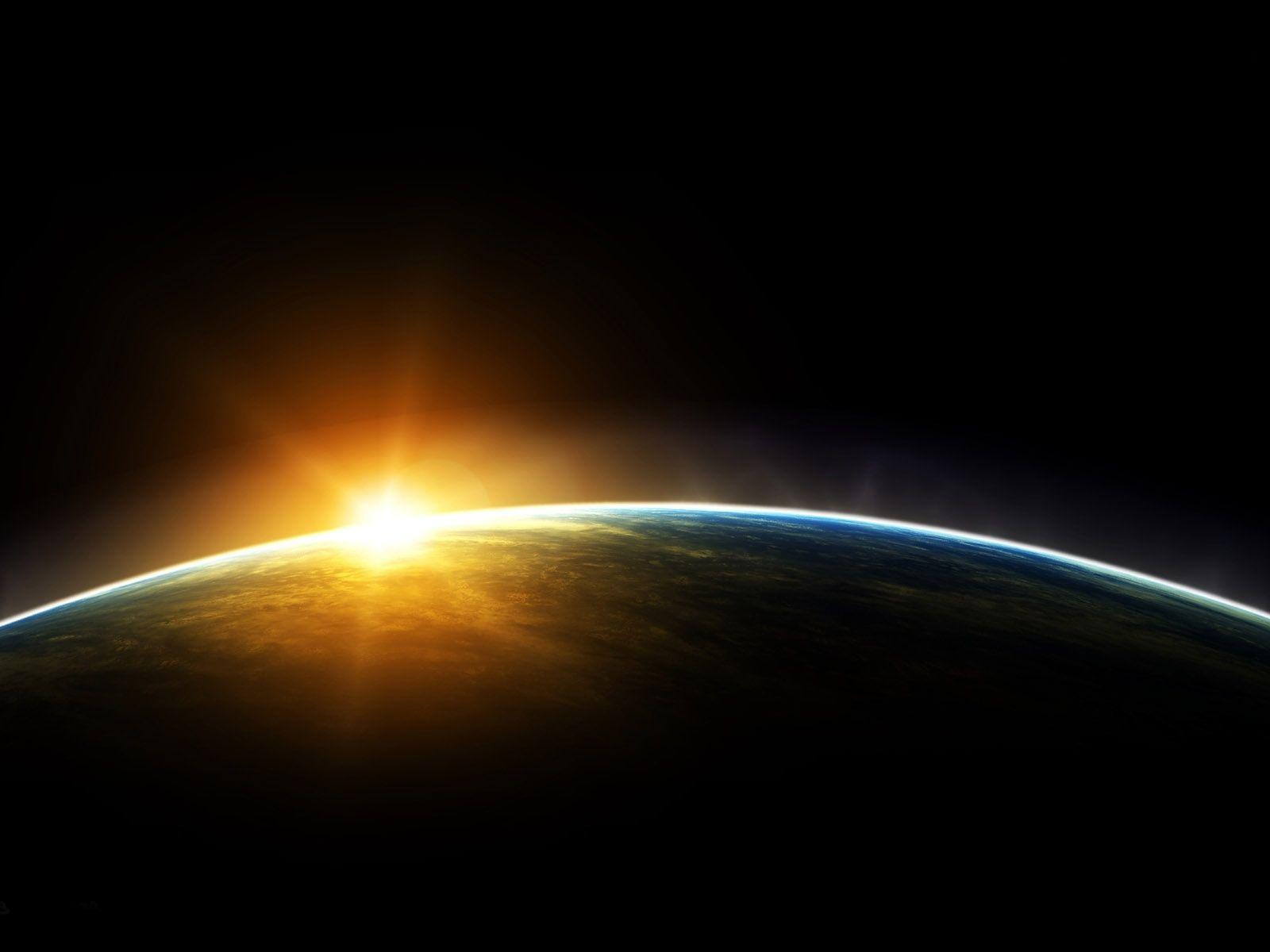 Sun And Earth Wallpapers - HD Wallpapers Inn