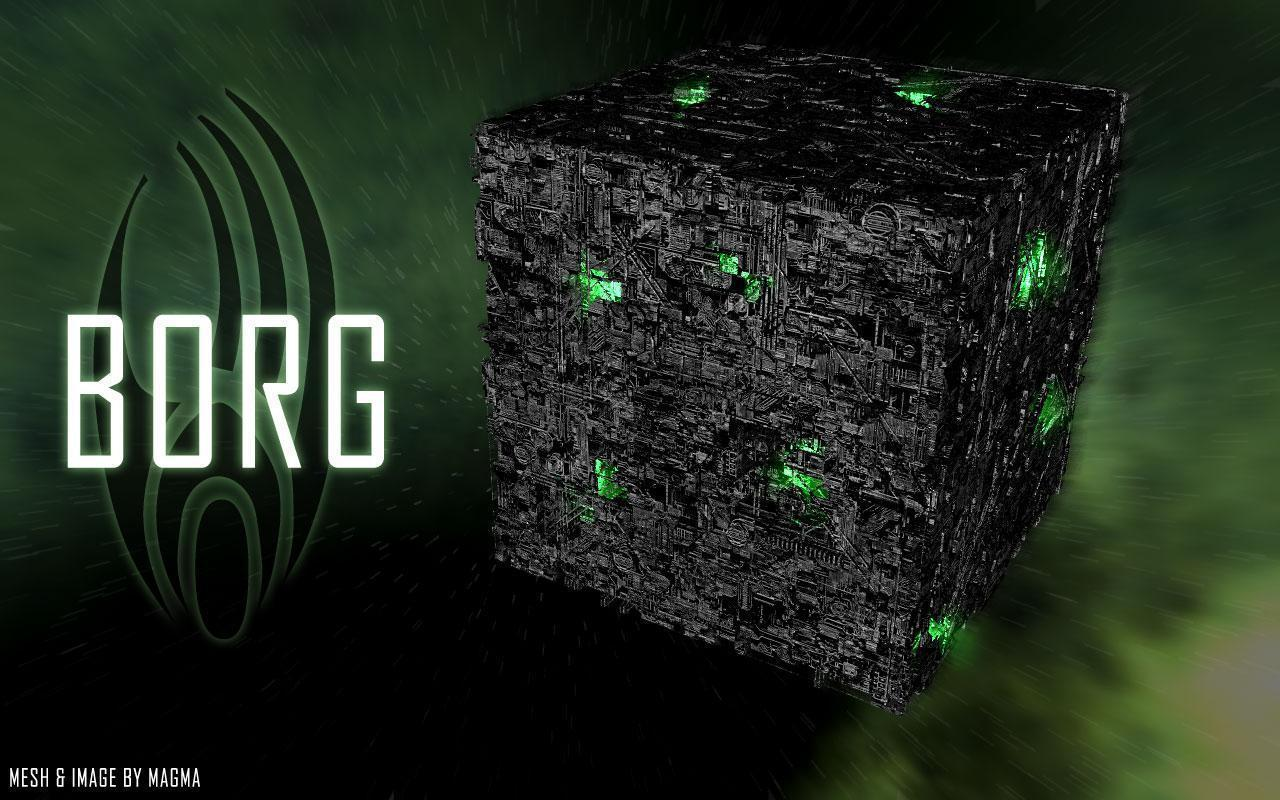 die borg explosions cubes - photo #11