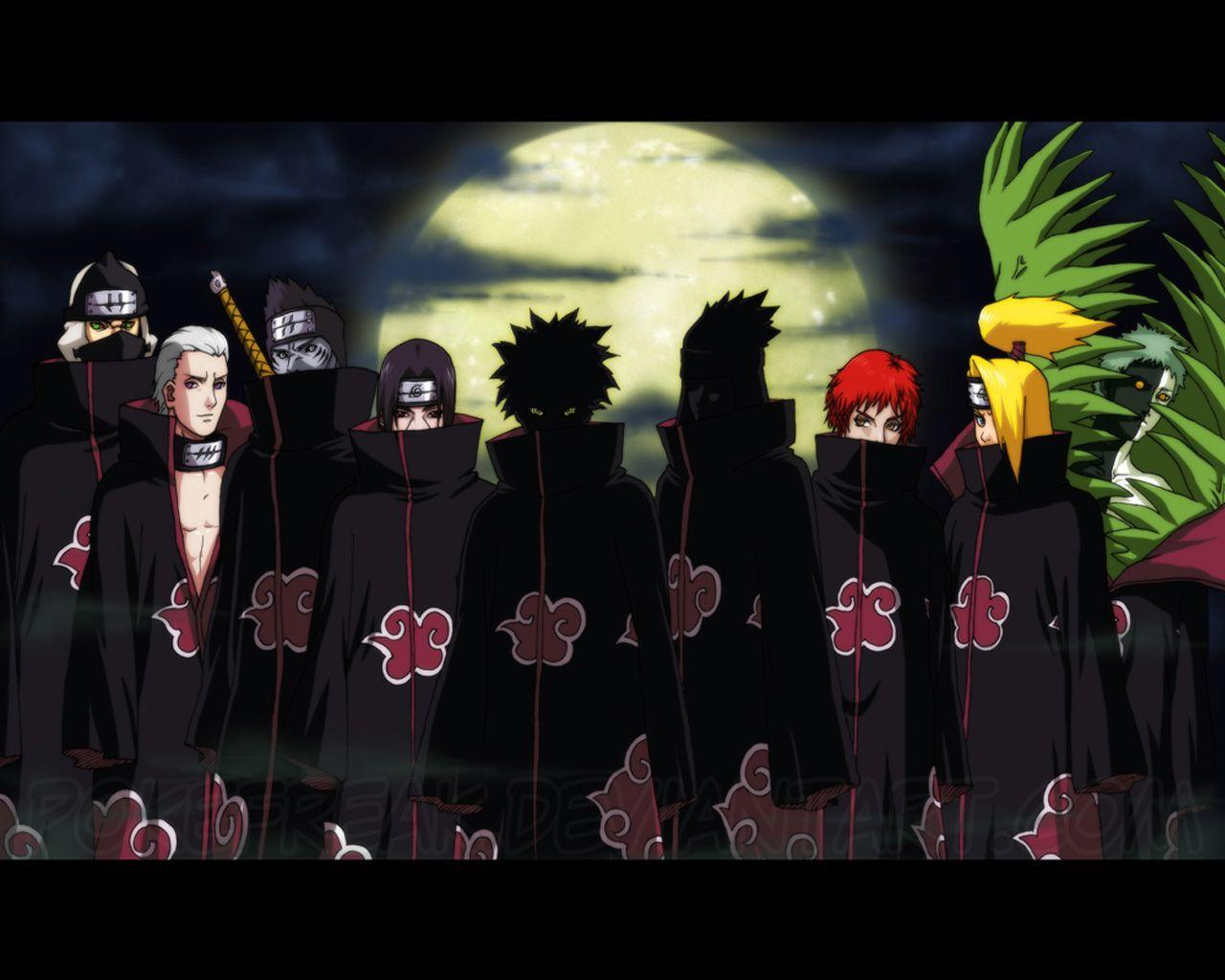 Akatsuki 972 Hd Wallpapers in Cartoons - Imagesci.com