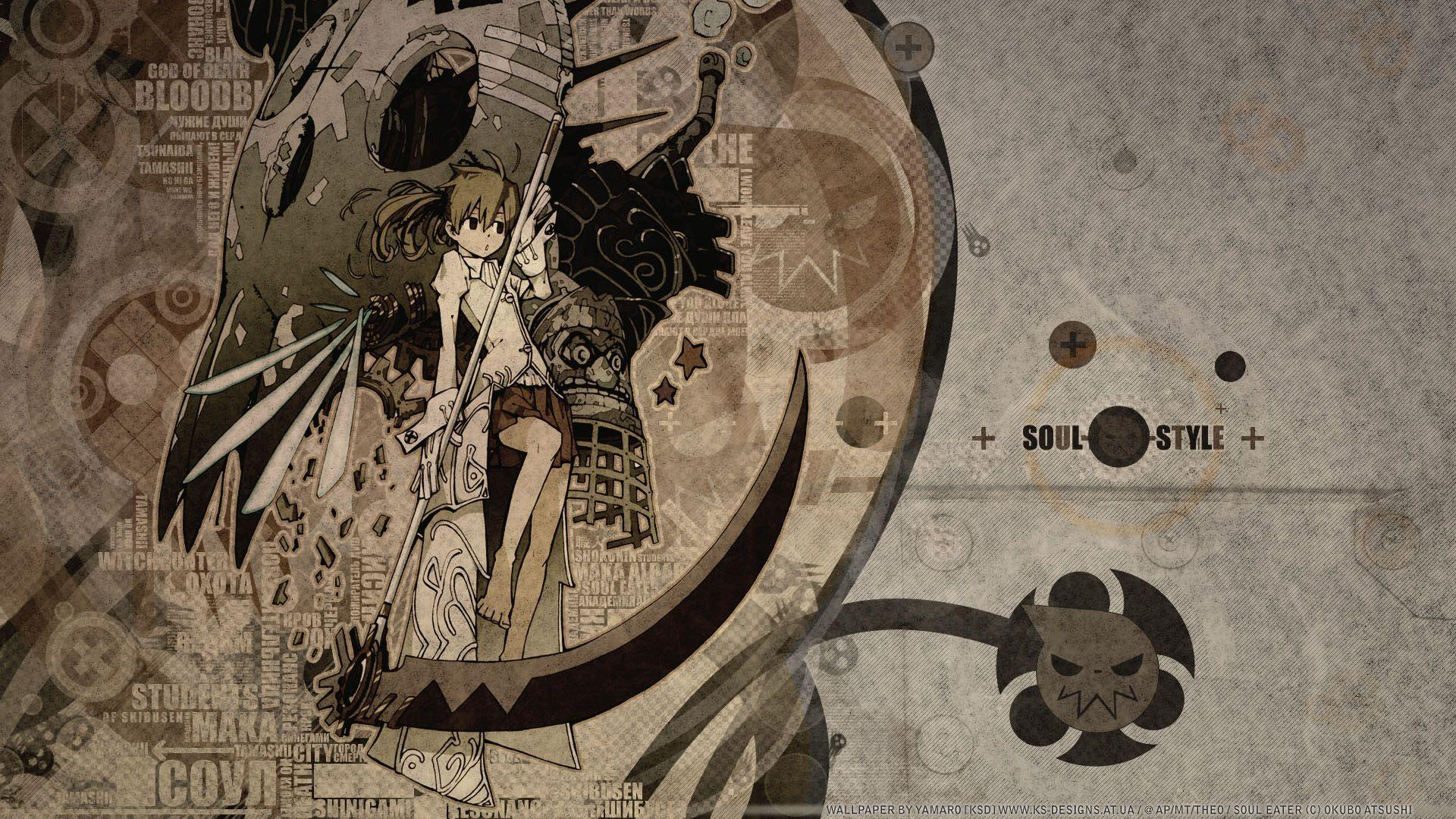soul eater hd wallpapers wallpaper cave