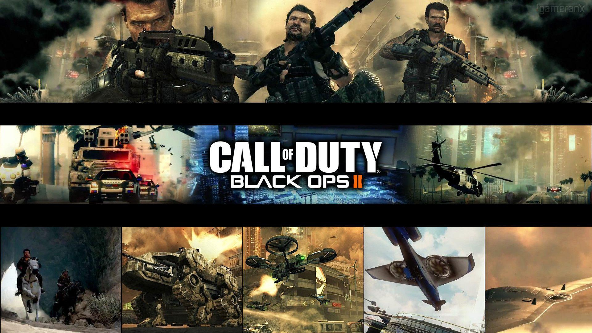 Download Black Ops Game Wallpapers