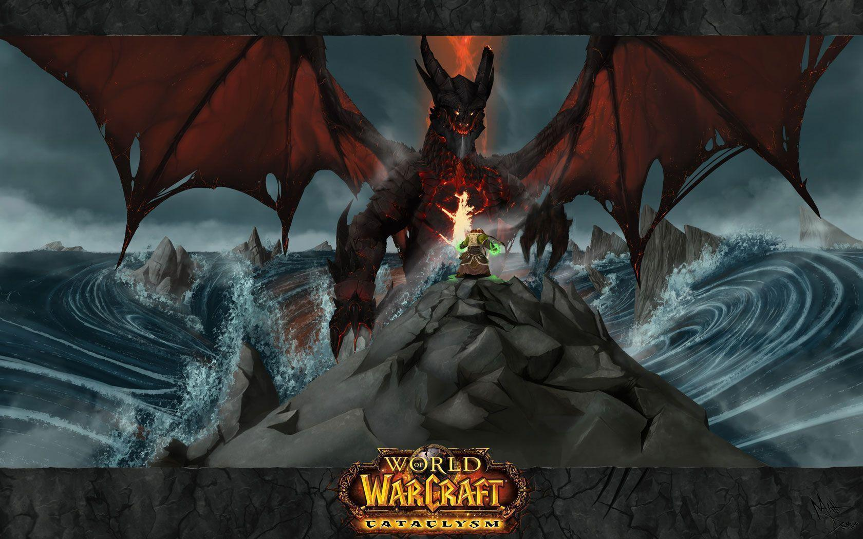 WoW Cataclysm Wallpapers