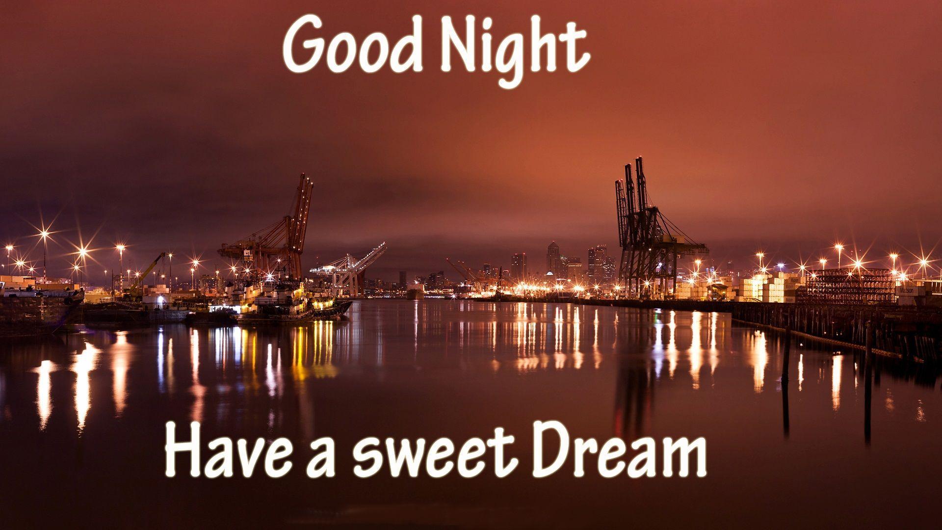 Latest Good Night HD Wallpaper Free Download 2014