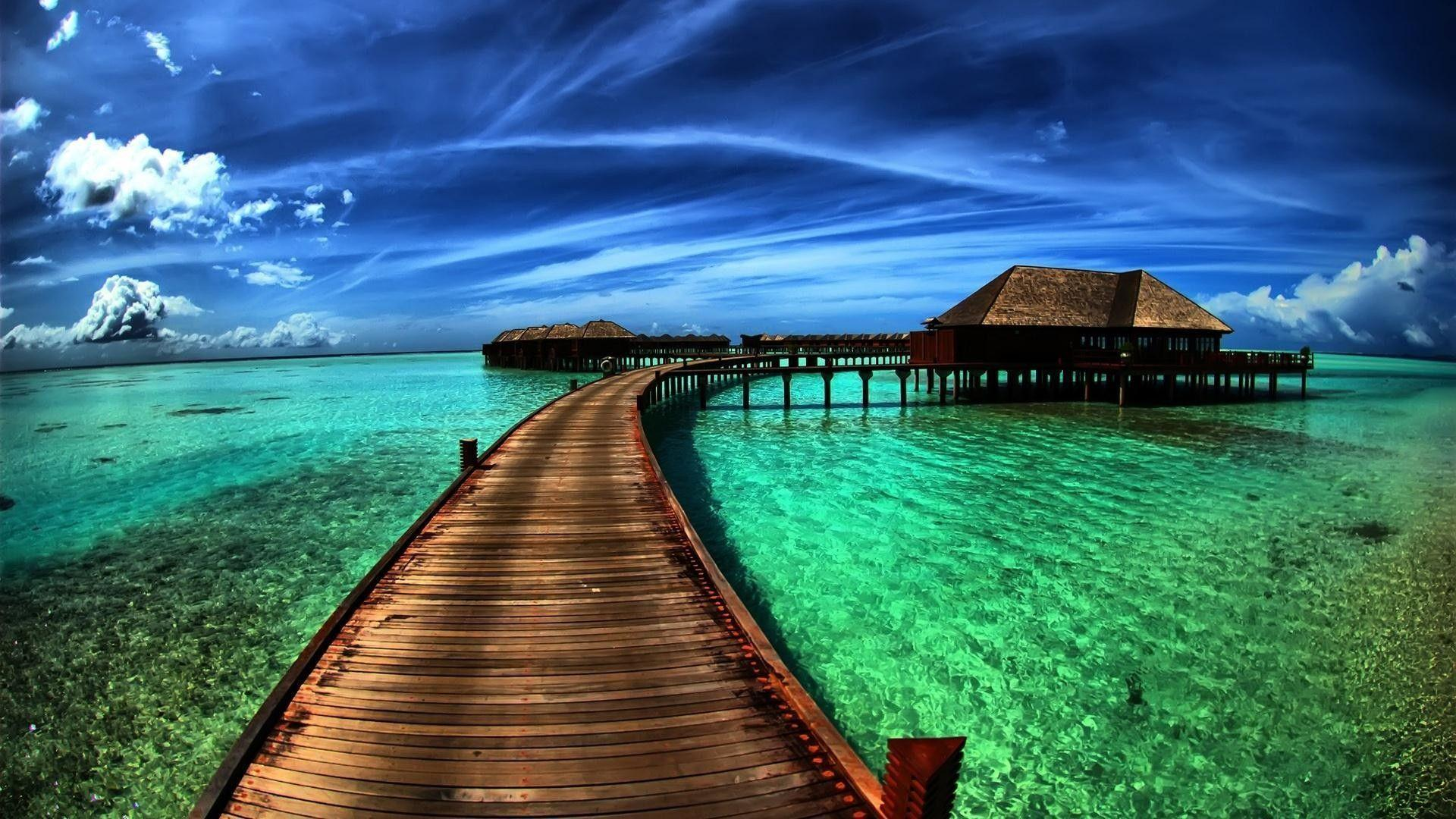 45 Incredible Collection Of Beach Wallpapers