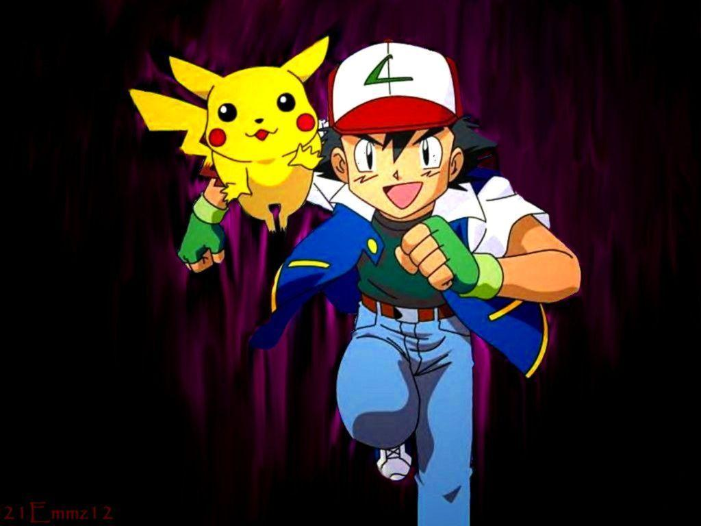 Pokemon Ash And Pikachu Wallpapers Lowrider Car Pictures