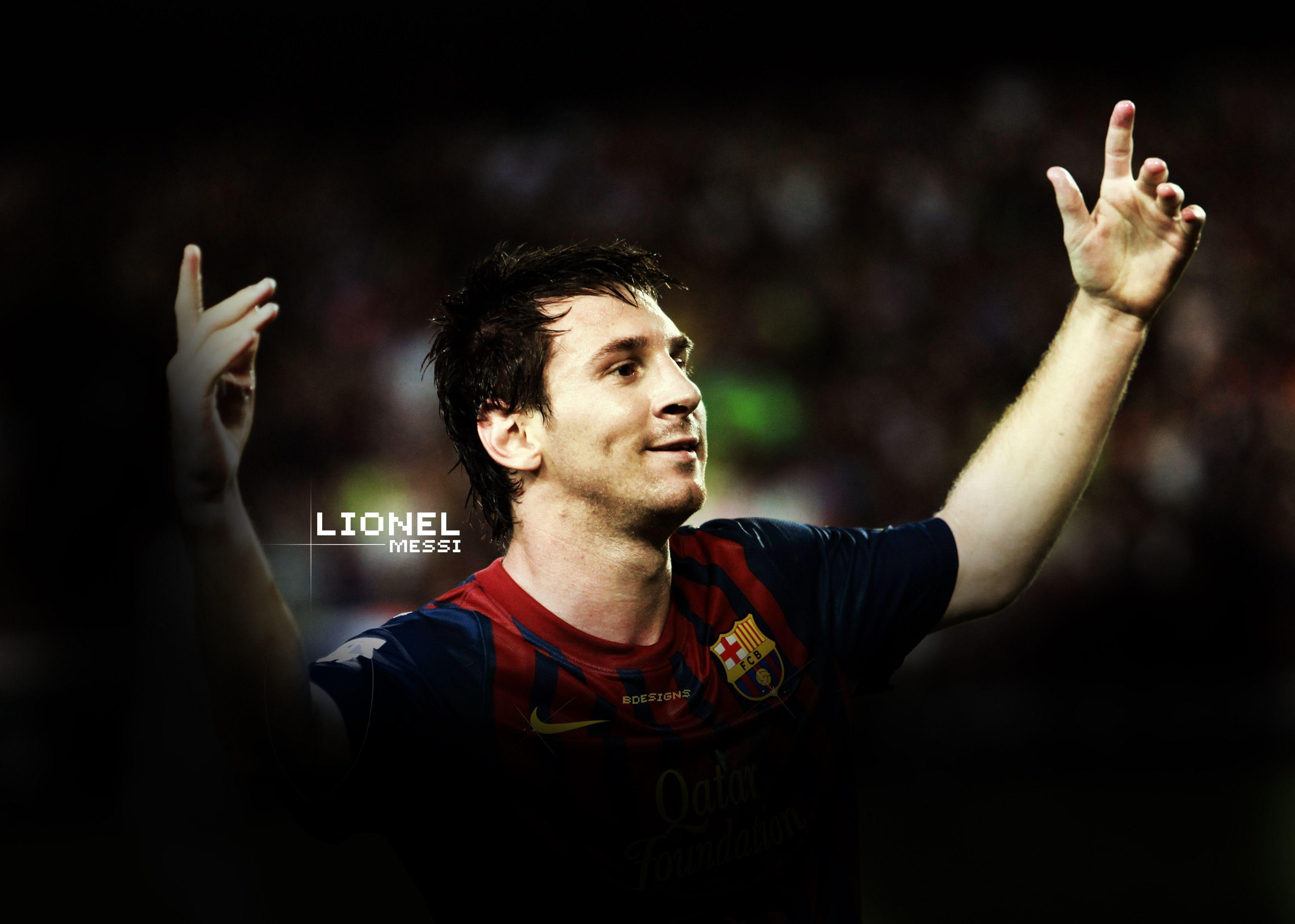 Lionel Messi Wallpaper | Black HD Wallpapers