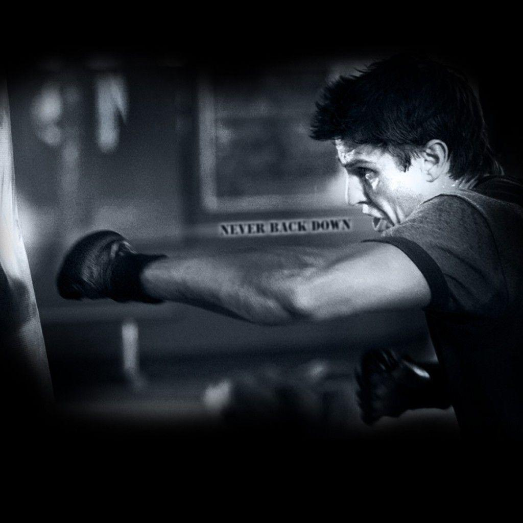 Wallpapers Kick Boxing Never Back Down 1920x1080PX Wallpaper