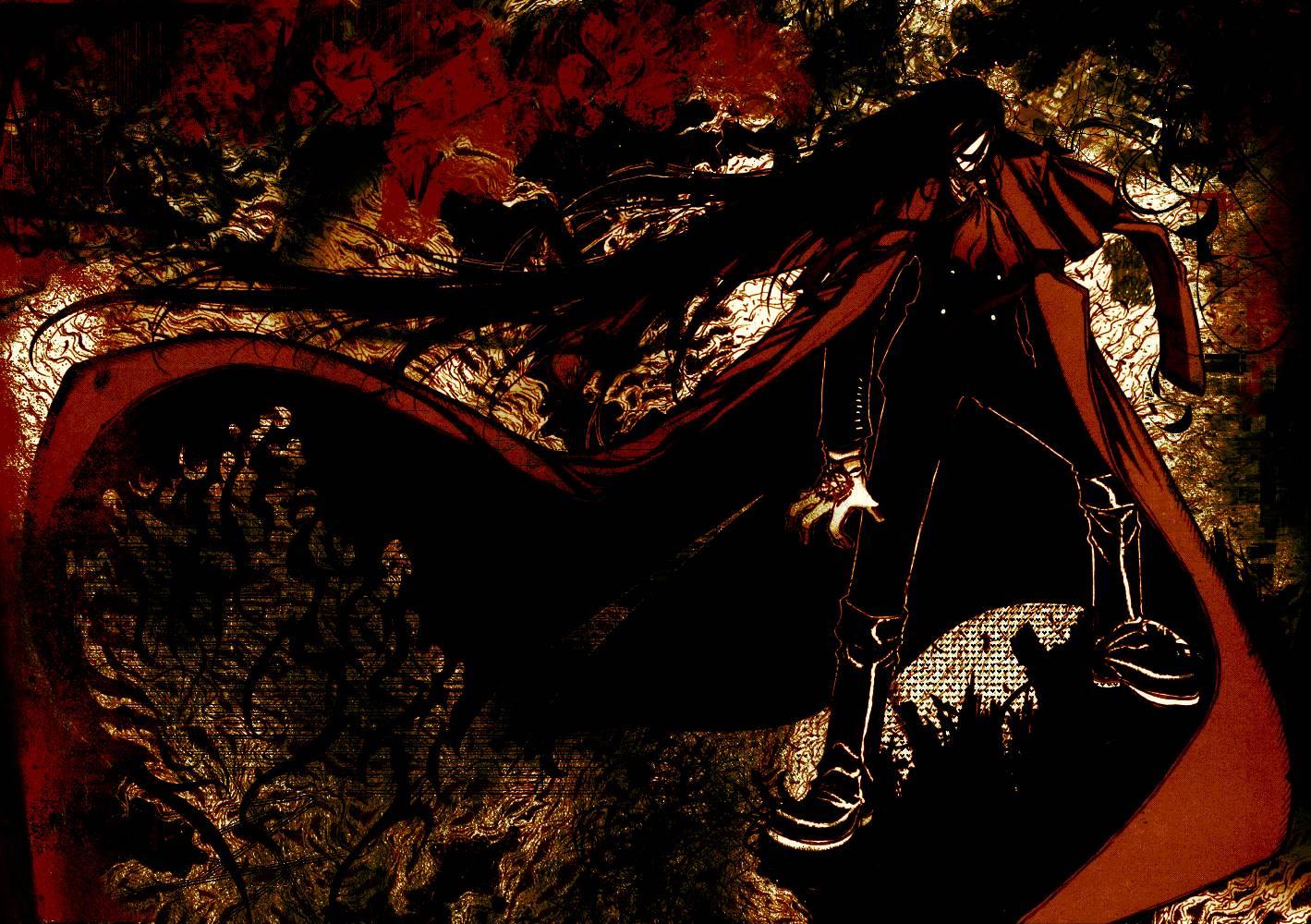 Hellsing Alucard Wallpapers - Wallpaper Cave