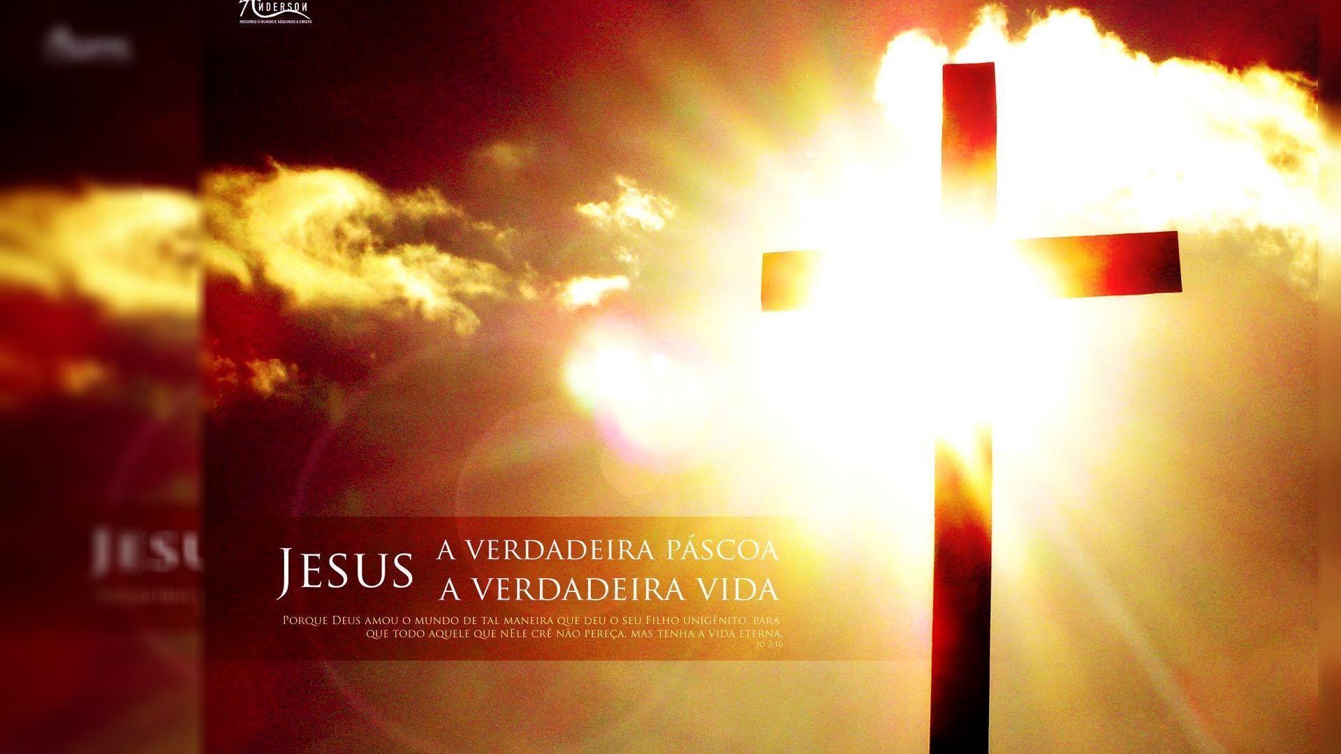 Download Cross Jesus Wallpaper | 100% High Quality Widescreen ...