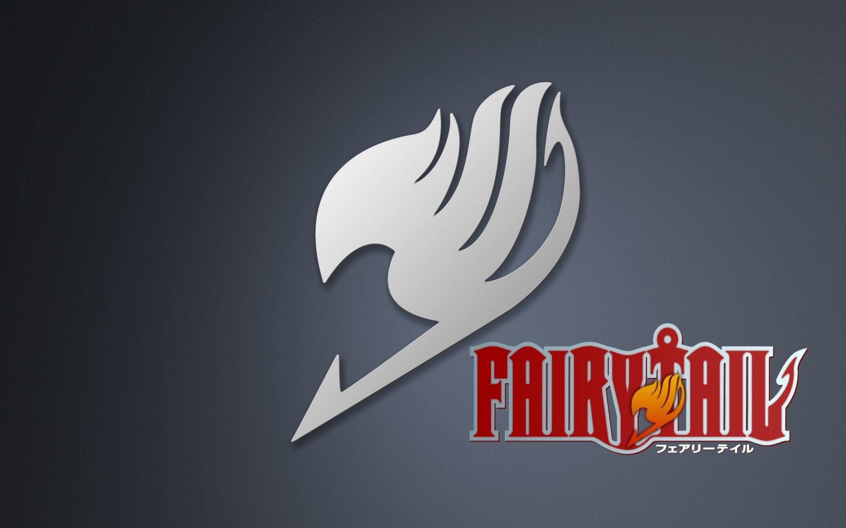 Fairy tail logo wallpapers wallpaper cave - Fairy tail emblem ...