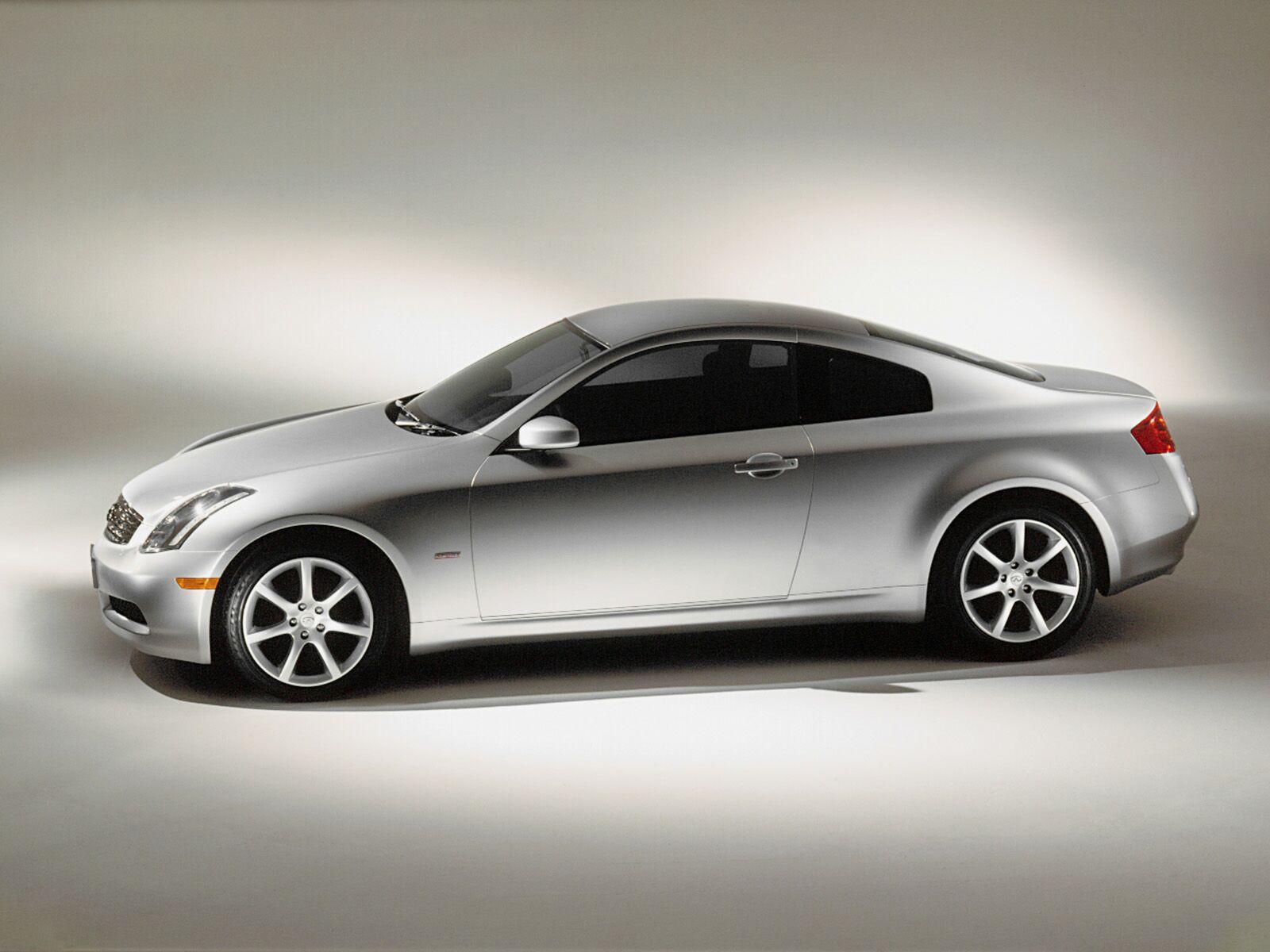 Infiniti G35 Coupe Car Widescreen HD Download