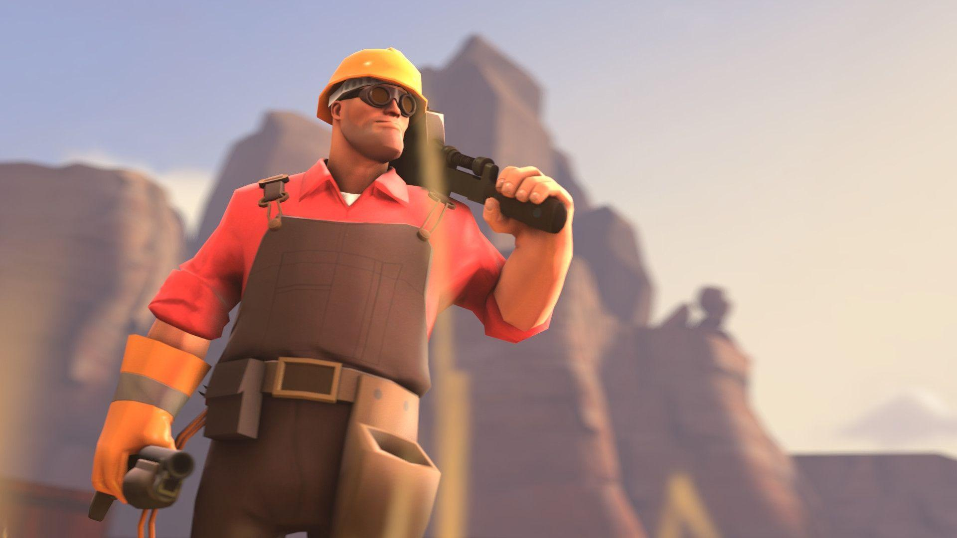 team fortress 2 engineer wallpapers wallpaper cave