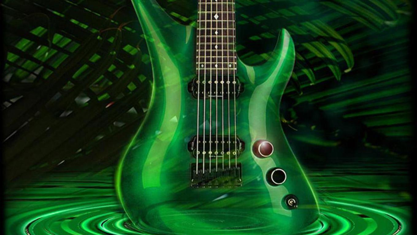 electric guitar wallpapers wallpaper-#20