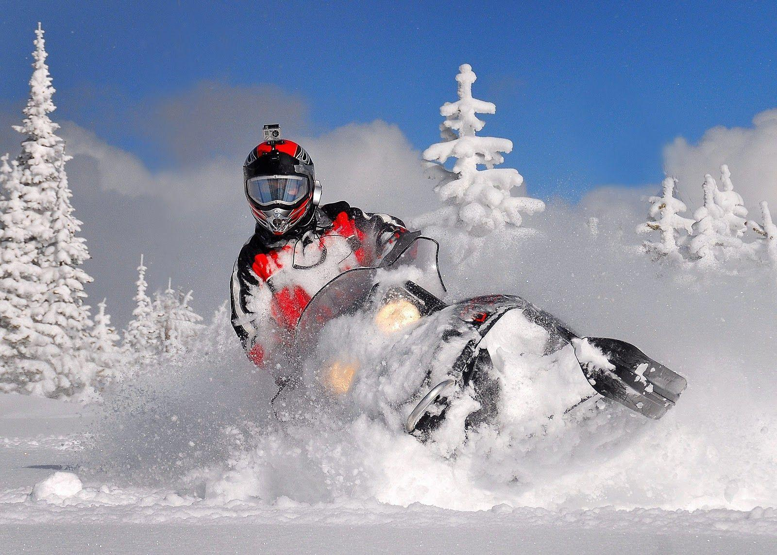 Snowmobile Wallpapers - Wallpaper Cave