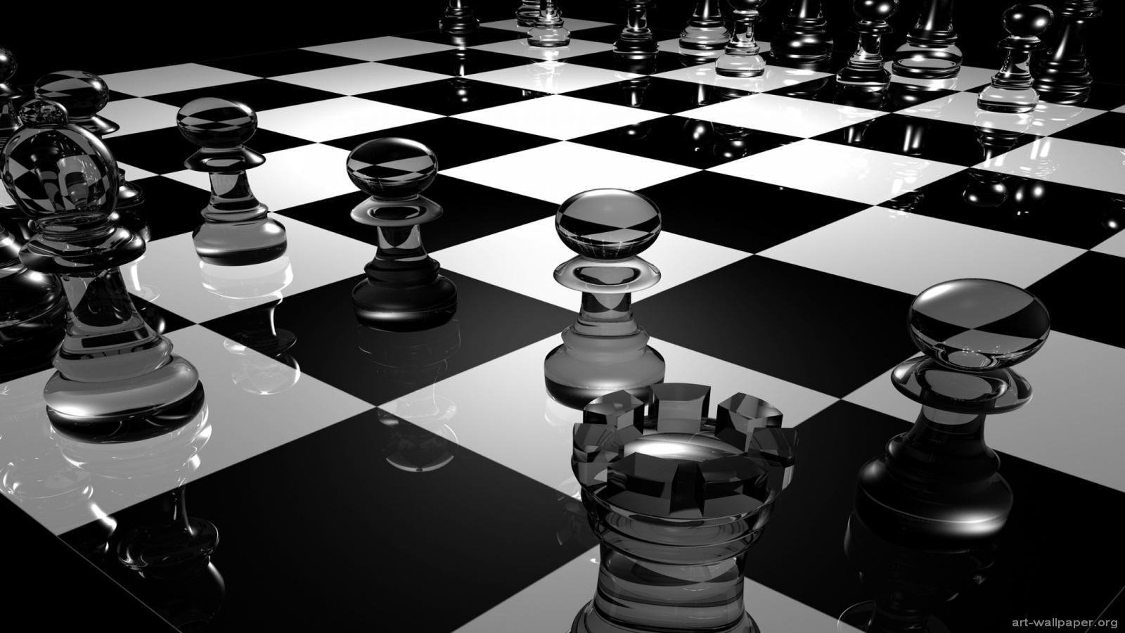 Chess Board Wallpapers