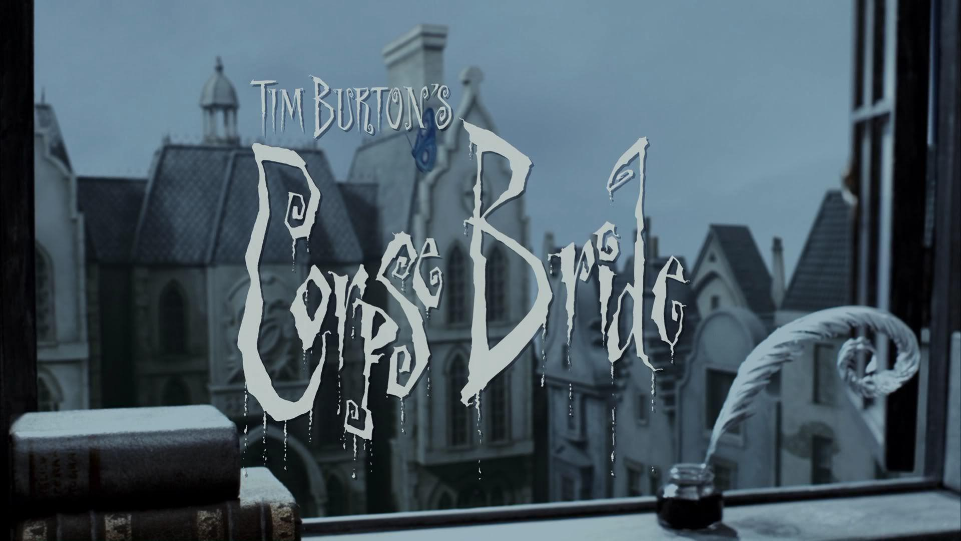 corpse bride movie wallpapers - photo #18
