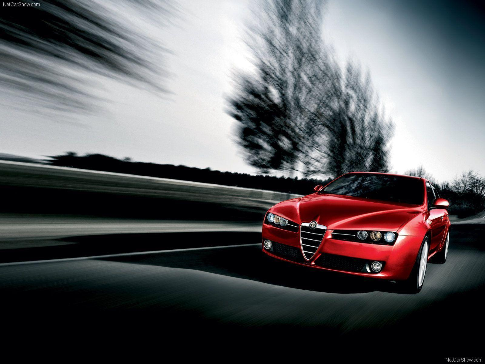 Image For > Alfa Romeo 159 Wallpapers