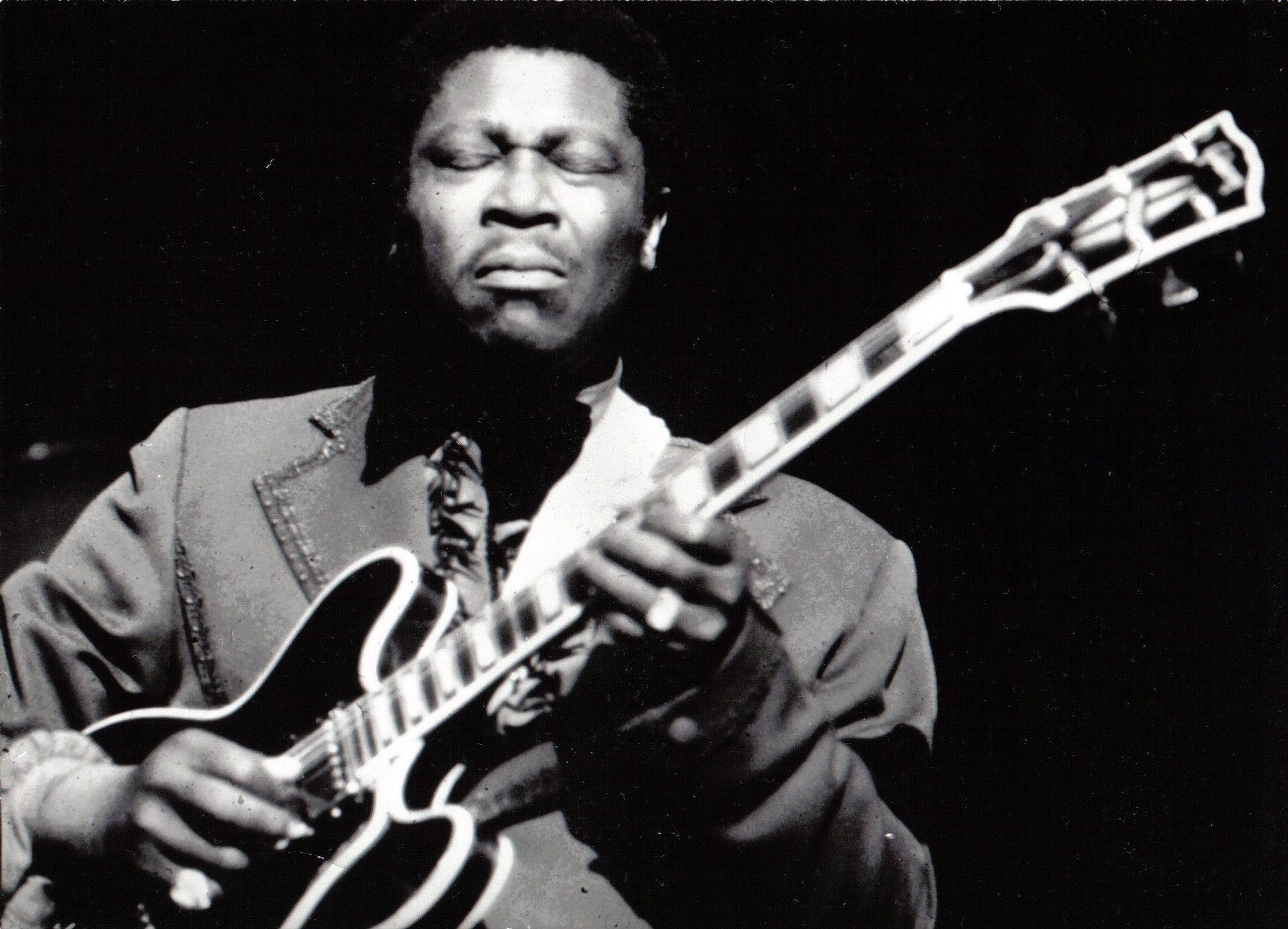 Bb king video