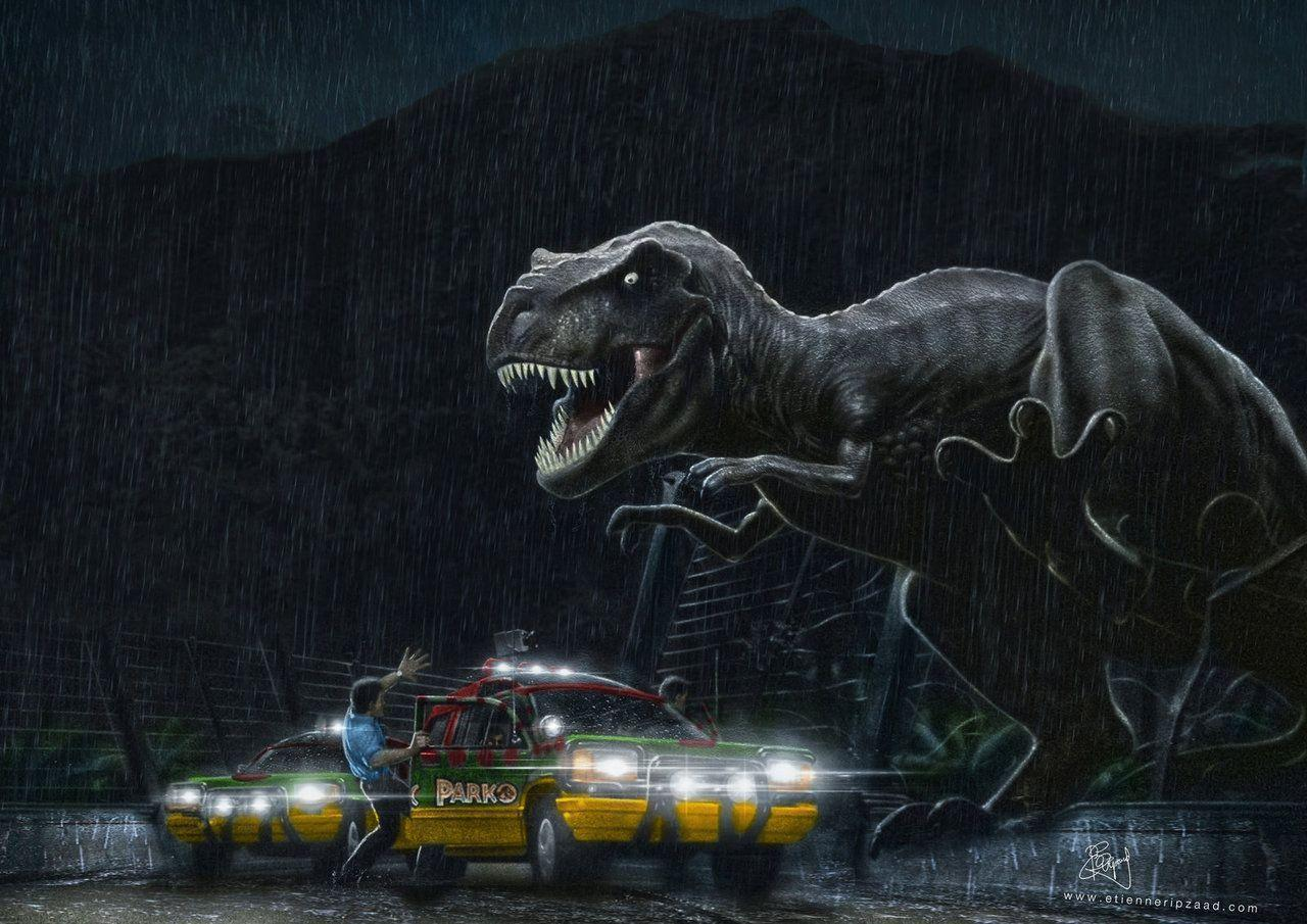 Jurassic Park Backgrounds - Wallpaper Cave