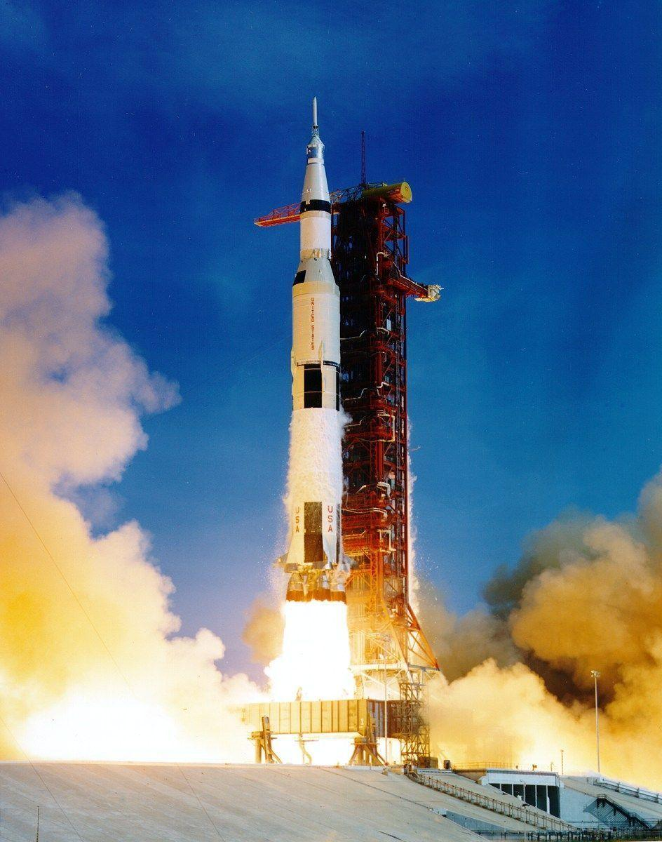 Launch Of Apollo 11 1876 HD Wallpapers Pictures