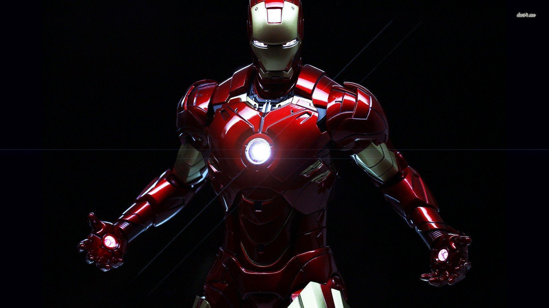 How To Make A Paper Iron Man
