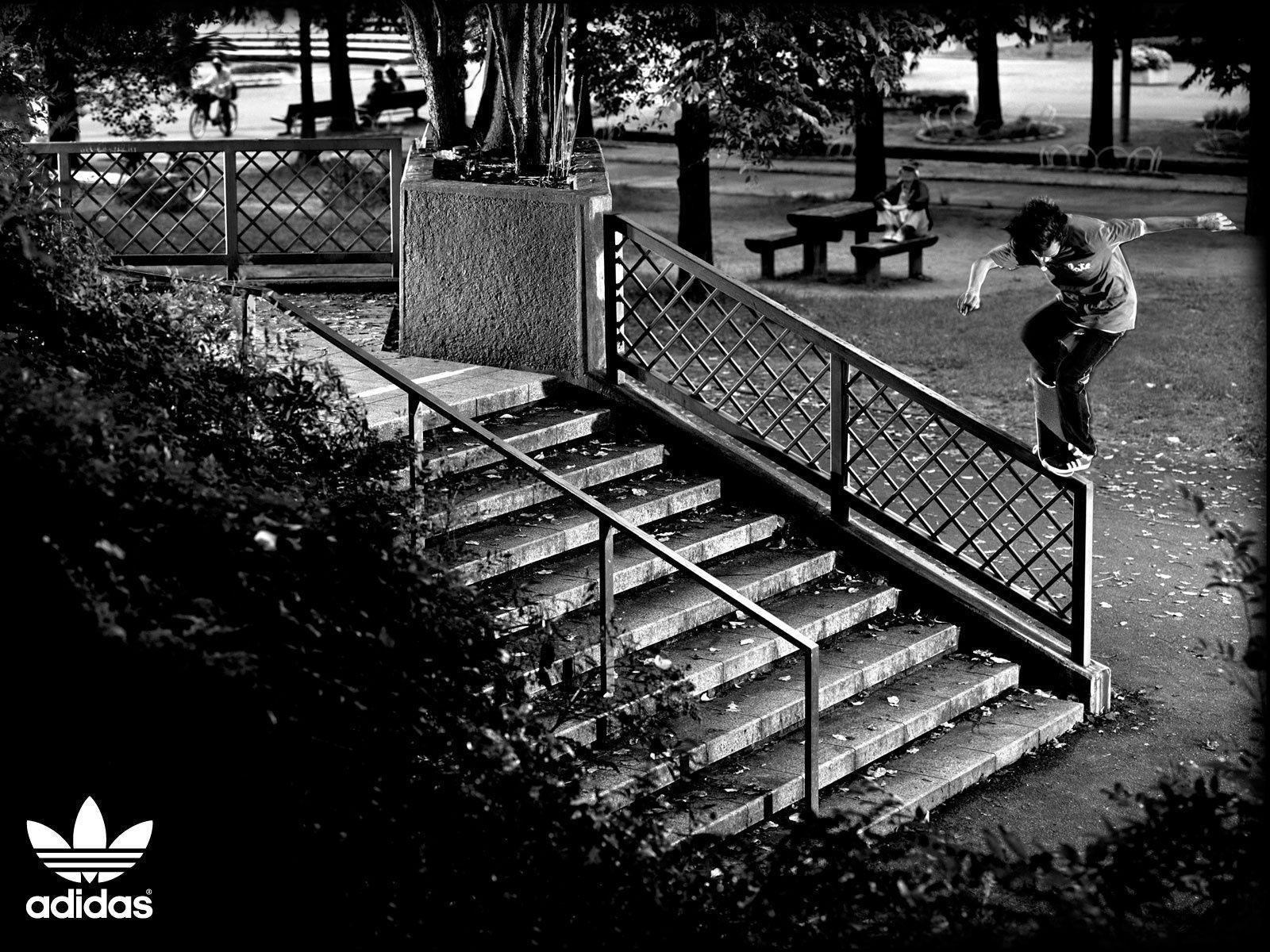 Adidas Skateboarding Wallpaper 8724 HD Desktop Backgrounds And