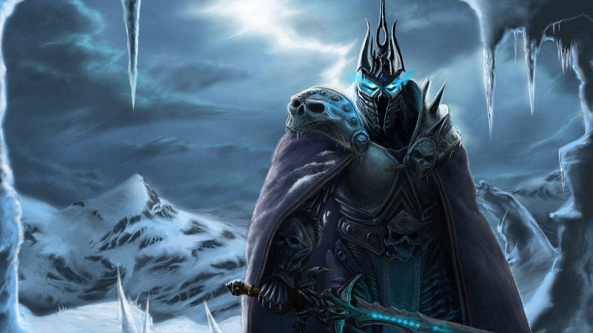 1920x1080 Lich king arthas Wallpapers
