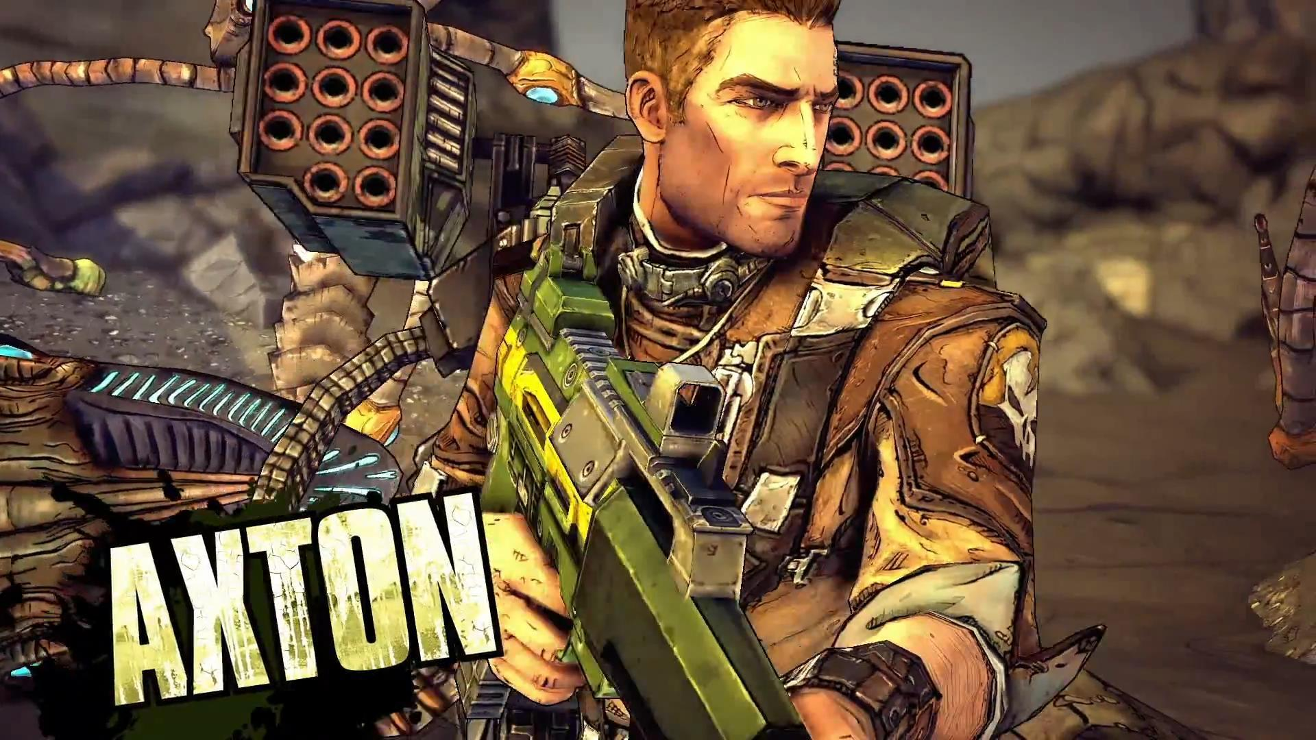 borderlands 2 wallpaper axton - photo #8