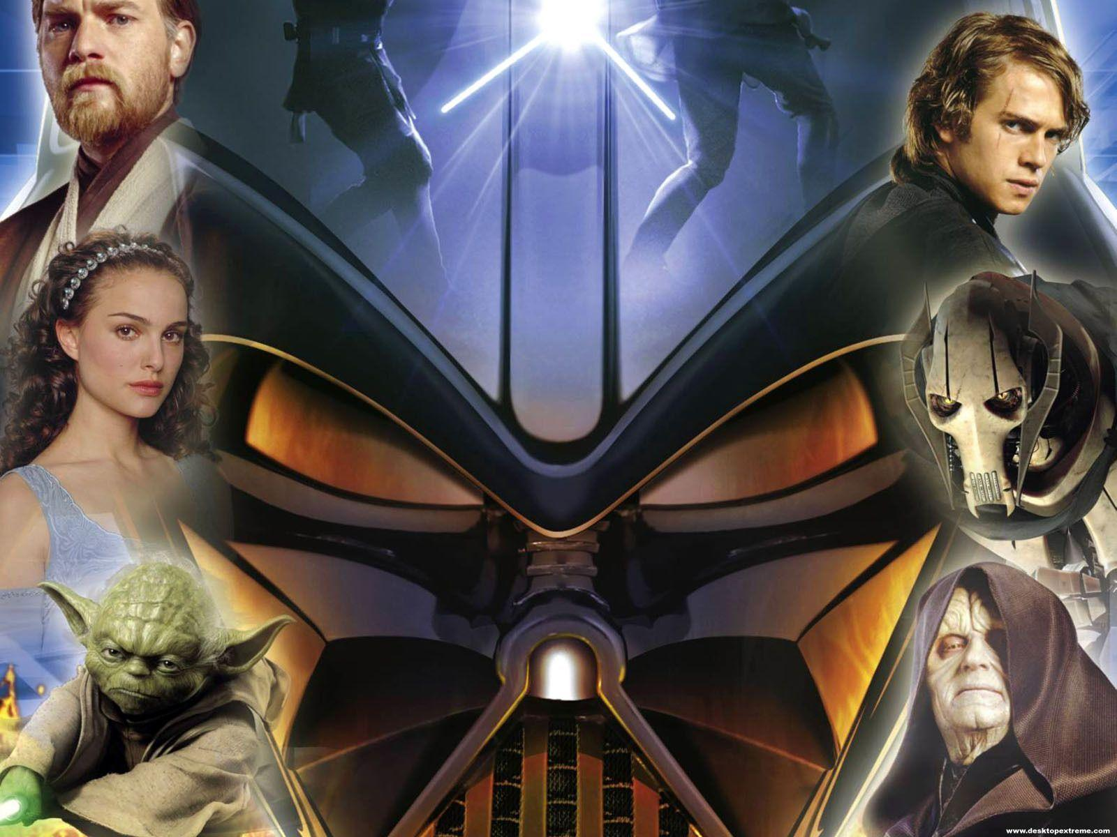 Star Wars Movie Revenge Of The Sith Wallpaper