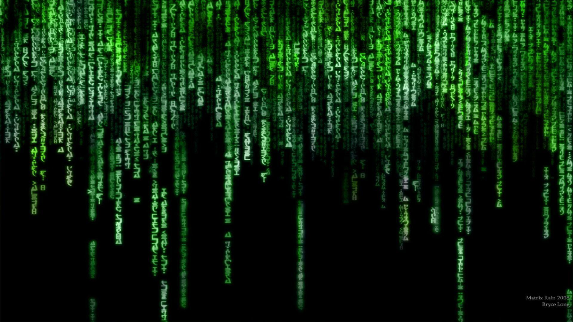 Matrix Wallpapers HD - Wallpaper Cave