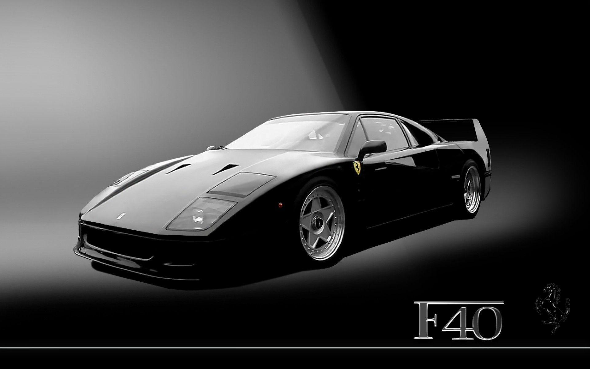 Most Downloaded Ferrari F40 Wallpapers