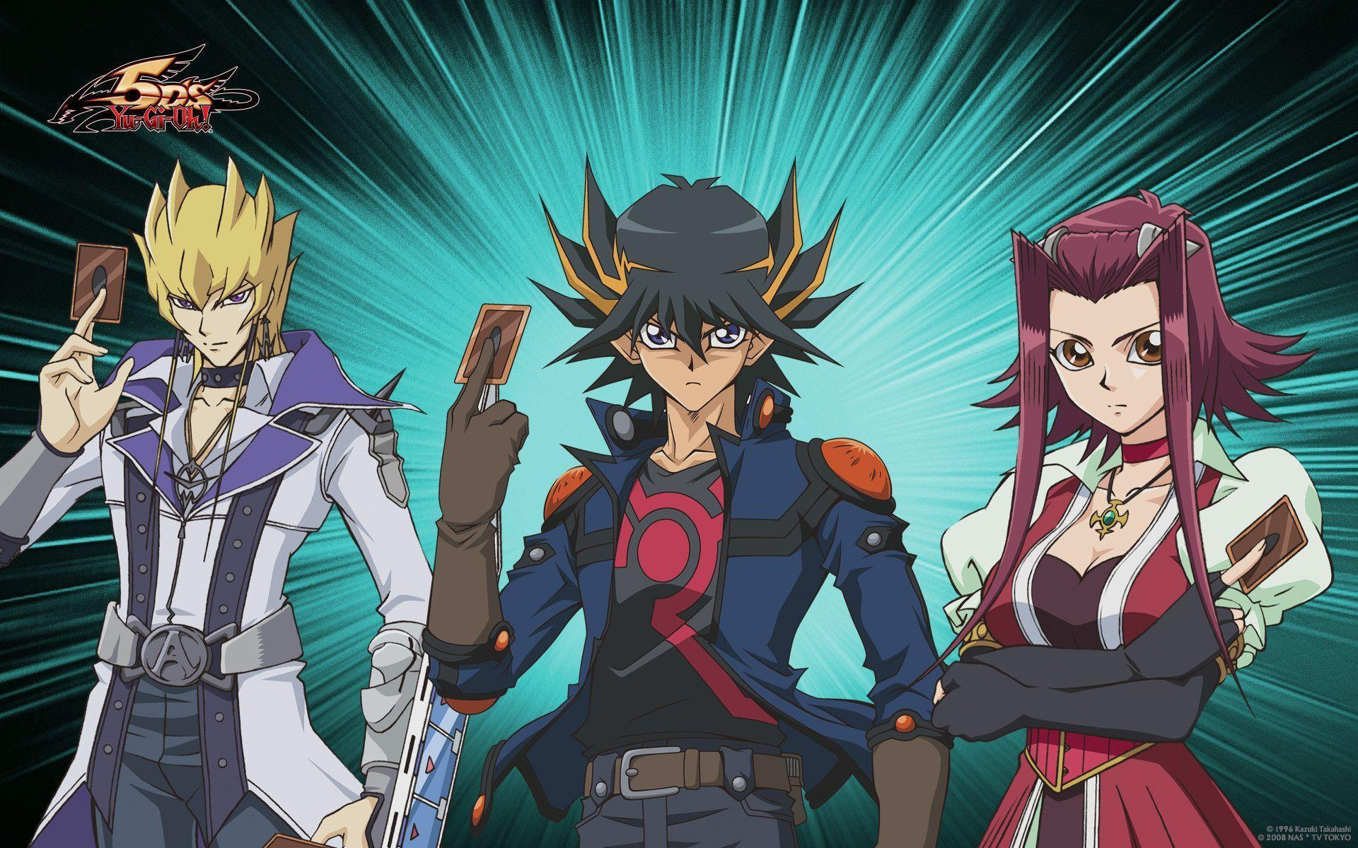 Yu Gi Oh 5d S Wallpapers Wallpaper Cave