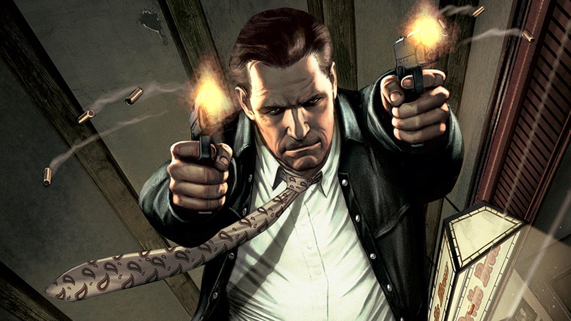 Max Payne HD desktop wallpaper High Definition Fullscreen