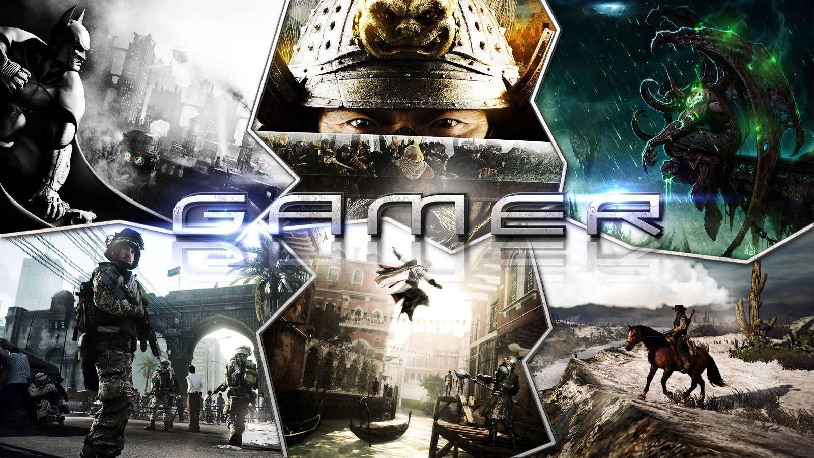 I Am A Gamer Wallpaper Gamer Wallpapers - Wal...