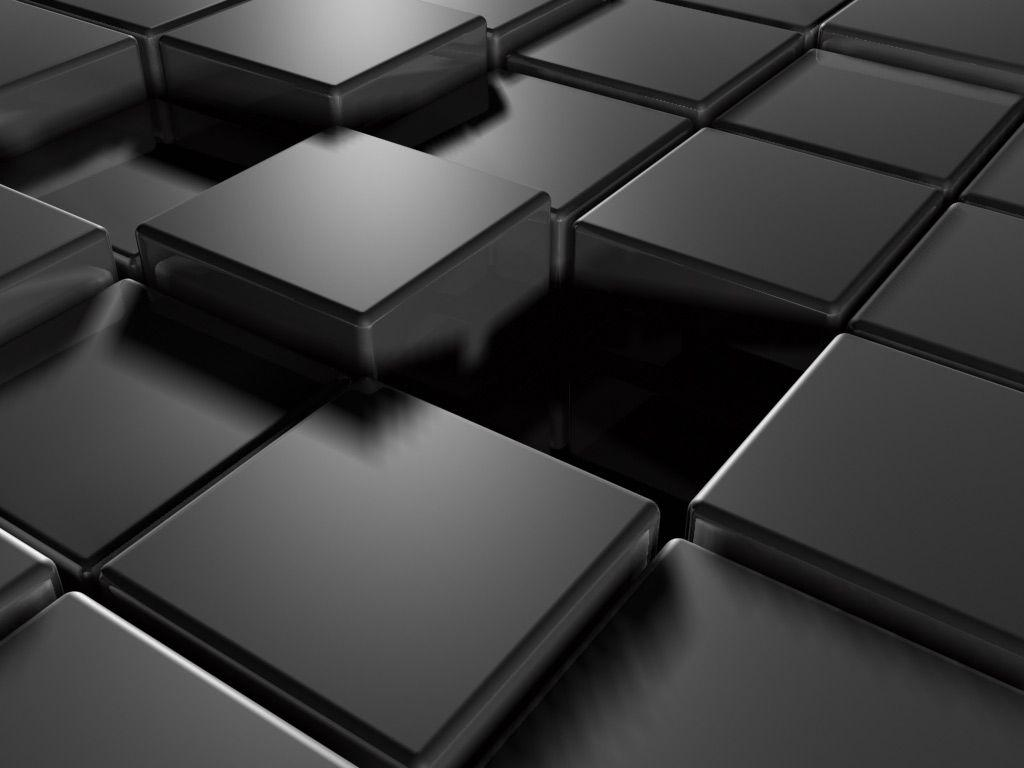 3D Black Abstract Backgrounds Hd Image 3 HD Wallpapers