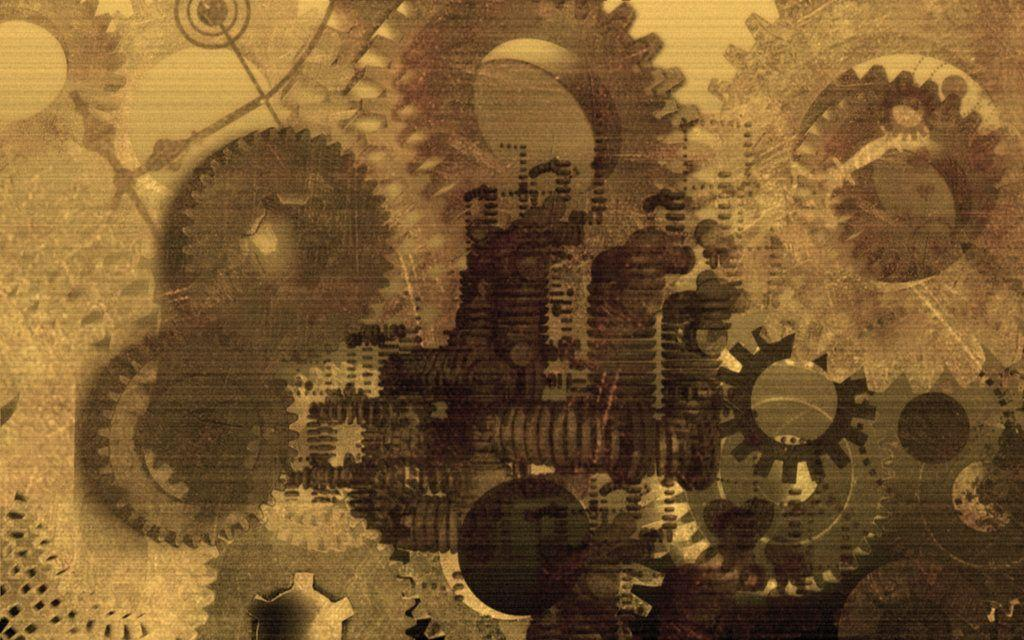 steampunk wallpapers v3 by colgreyis