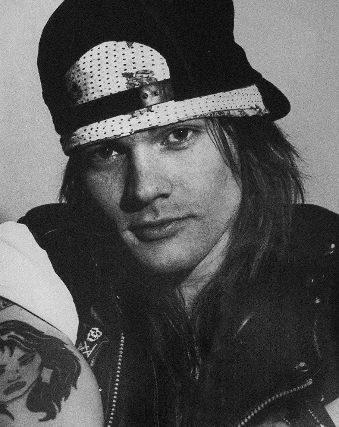 W. Axl Rose Picture HD Wallpapers Pictures