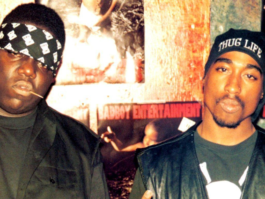 tupac and biggie essays